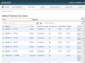 Complete Server Inventory Management