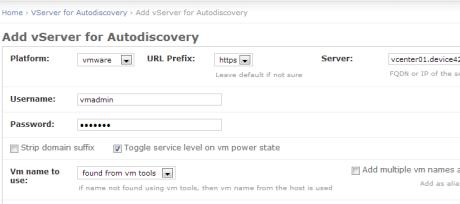Auto-Discovery
