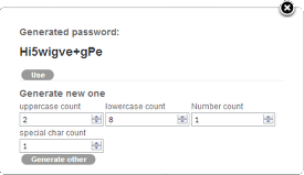 Secure IT Password Generator
