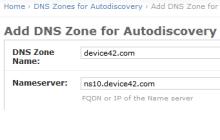 DNS Integration