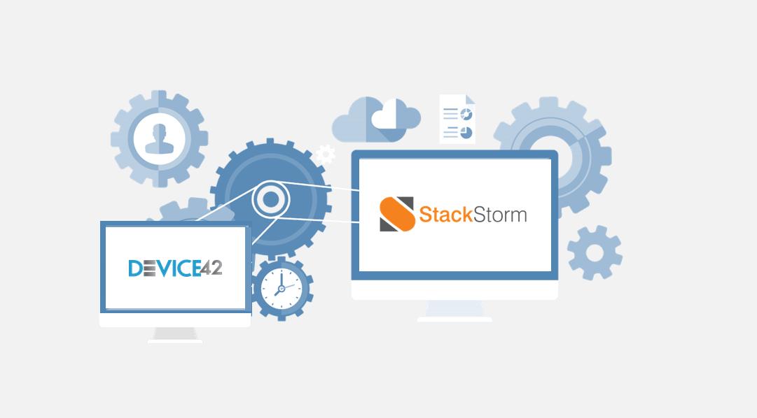 StackStorm Integration