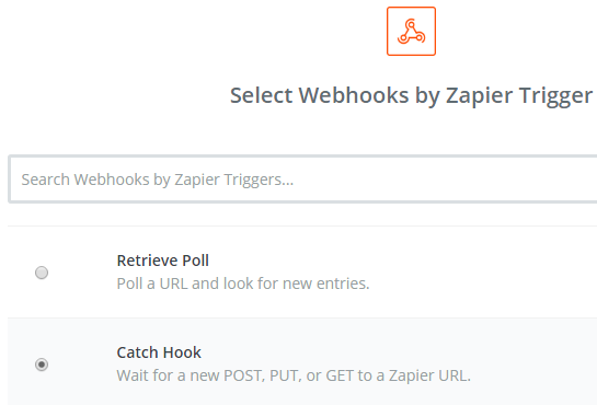 Integration with Zapier